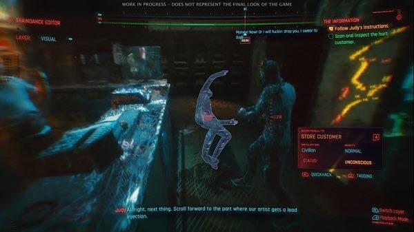 cyberpunk 2077 サイバーパンク