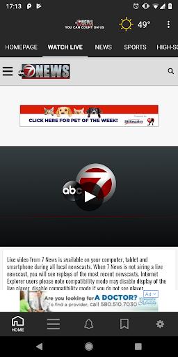 7 News u2013 Lawton, OK screenshots 2