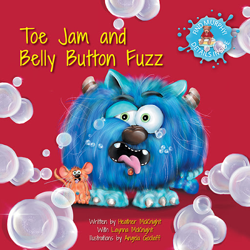 Toe Jam and Belly Button Fuzz cover