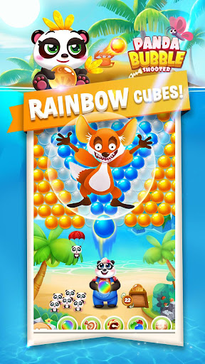Bubble Shooter Sweet Panda android2mod screenshots 3