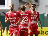 Michaël Heylen en Francky Dury willen er op het einde van het seizoen staan met Zulte Waregem