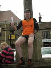 Photo: Nigel ready to run
