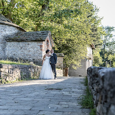 Wedding photographer Andrea Biganzoli (raccontareconla). Photo of 25.10.2017