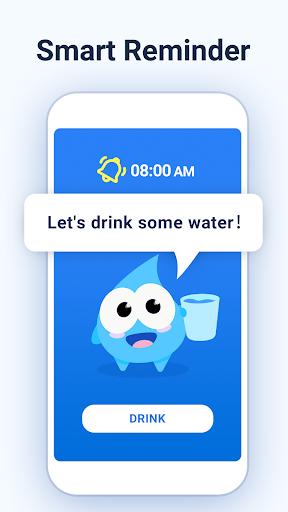 Drink Water Tracker screenshot 1