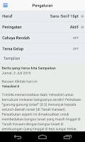 Screenshot of GEMA - Gerakan Membaca Alkitab