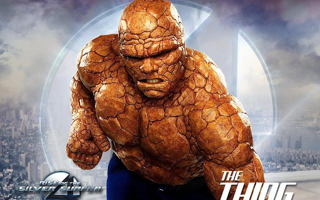 Fantastic Four Tab