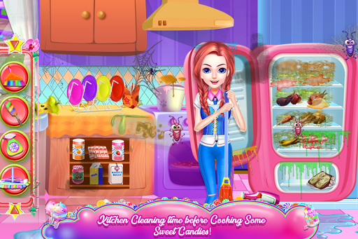 Download Cotton Candy Cooking & Decoration MOD APK 6