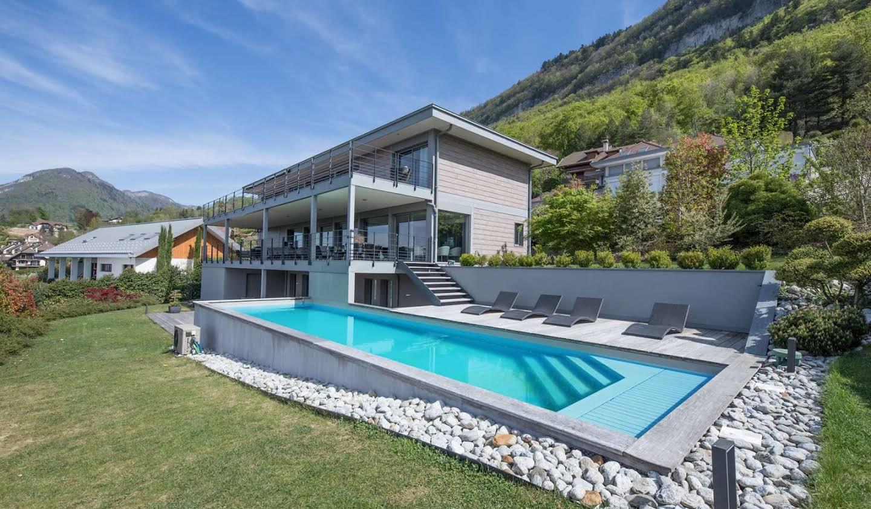 Villa avec piscine Talloires
