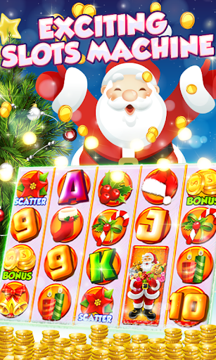 Slot Machine: Christmas Slots  screenshots 1