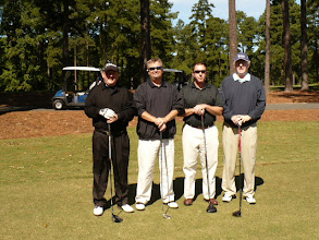 Photo: Sponsor: Safeco Team #2 (Team Members not in order) Cecil Booher, Dwight Smith, Larry Schild, Bill Turbeville