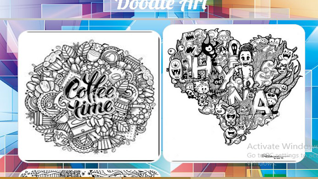 Doodle Art APK screenshot thumbnail 2