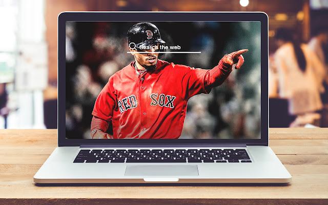 Mookie Betts HD Wallpapers MLB Theme