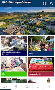 UBC Students' Union Okanagan - náhled