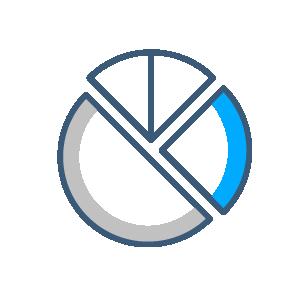 icon pie chart