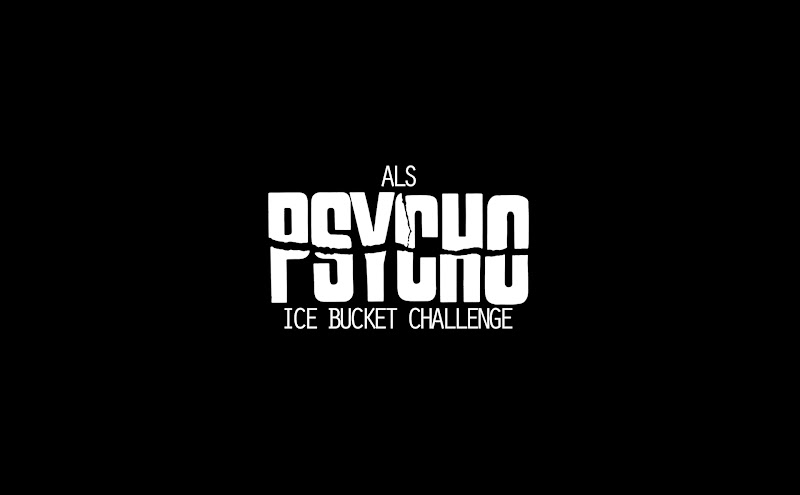 Video: ALS Ice Bucket Challenge (by Jen Blaikie) ALRIGHT STOP. COLLABORATE AND WATCH THIS! You screamed, I'll scream, and eventually we'll all have screamed for... uhm, this... Psycho ALS Ice Bucket Challenge. And yeah, I know, it's very last summer and you already did it, but I didn't do it last summer so do you want to know what I did this fall?!