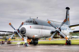 Photo: BR 1150 Breguet Atlantic - samolot rozpoznawczy, przyleciał do muzeum o własnych siłach !