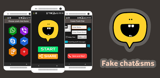 FAKE CHAT&SMS for PC