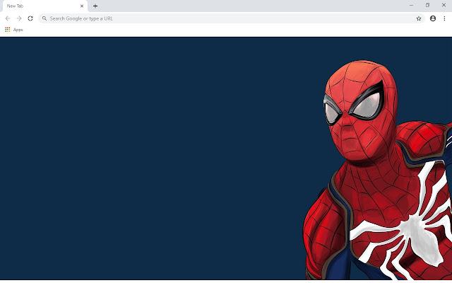 Spiderman 2020 HD New Tab