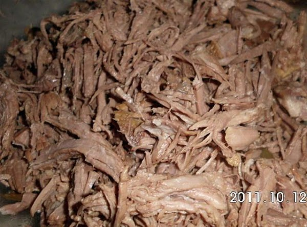 I used leftover shredded beef, but you could also use cooked ground beef, chicken,...