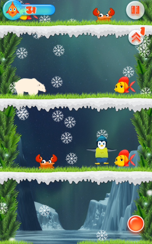 Pingoo Adventure- screenshot