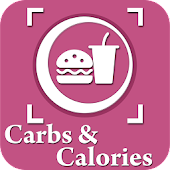 Carbs & Calories Counter Free