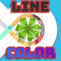 Color Line 3D icon