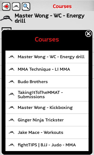Martial Arts - Training and workouts Apk 2
