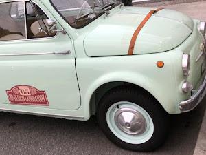 フィアット500  Fiat500D 1963'sのカスタム事例画像 Jimmyさんの2018年09月27日20:46の投稿