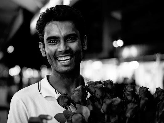Una rosa per un sorriso di Melania84