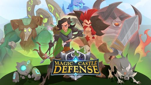 magic castle defense screenshot 1