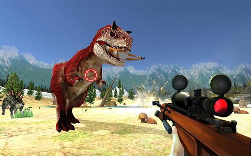 Dinosaur Hunter Sniper Safari Animals Hunt screenshots 4