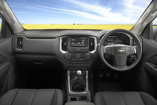 The interior has been completely revised with a new dash and more equipment.  Picture: QUICKPIC