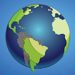 Learn geography puzzle Pro Icon