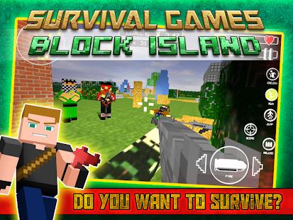 5 Survival Games Block Island App screenshot