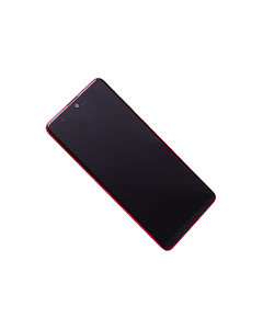 Galaxy Note 10 Lite Display Red