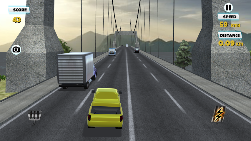 android Traffic Chaser: Police Race Screenshot 3