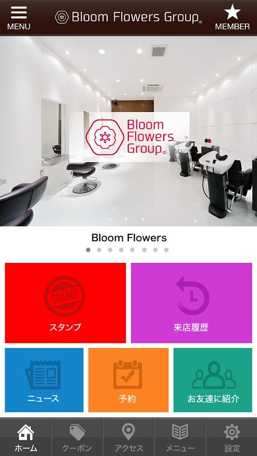 BLOOM FLOWERS- screenshot