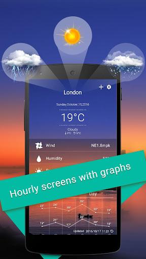 Super Weather screenshot