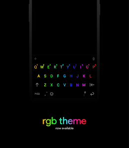 Chrooma Keyboard - RGB & Chameleon Theme helium-4.4.5 (Final) (Pro)