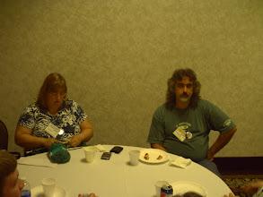 Photo: Lisa and Mike Crotwau