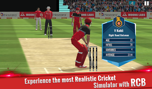 RCB Epic Cricket – The Official Game 4