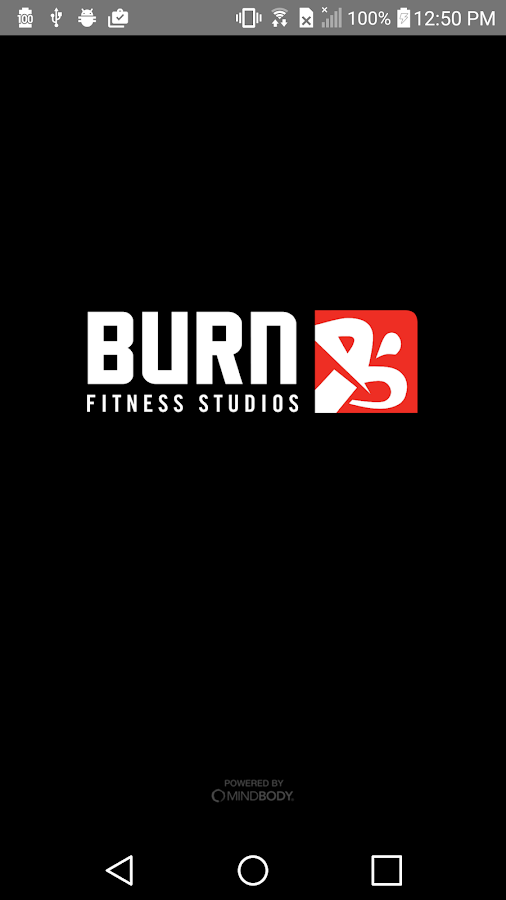 Burn Fitness Studios- screenshot