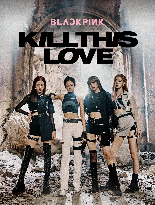 BLACKPINK-KILL-THIS-LOVE-Teaser-poster