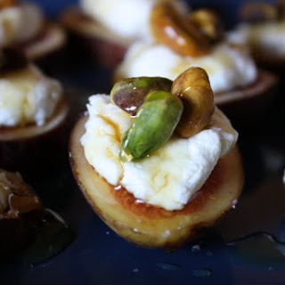 Fig Goat Cheese Dessert Recipes
