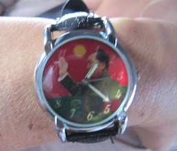 Photo: Day 191 - Tacky Chairman Mao Watch, Complete With Waving Hand!!