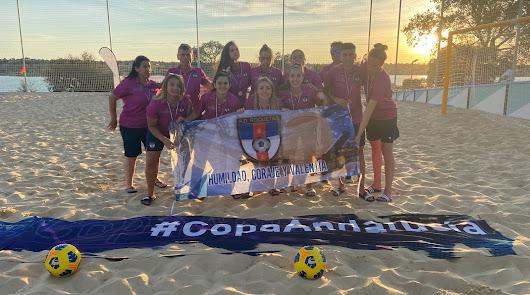 La AD Roquetas 2018 acaba tercera de Andalucía