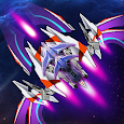 Galaxy Invader War-thunder fighter shooting game icon