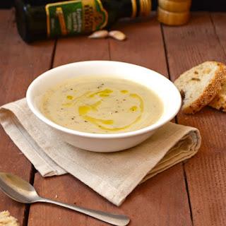 Cauliflower and Rosemary Soup