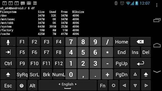 Hacker's Keyboard - Apps on Google Play