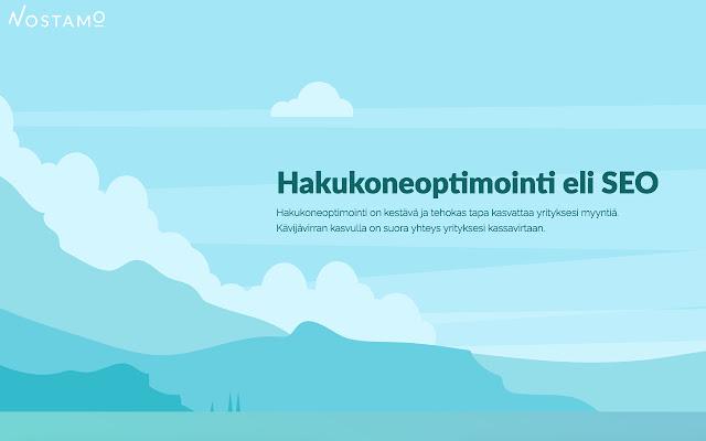 Search Engine Optimization palveluna